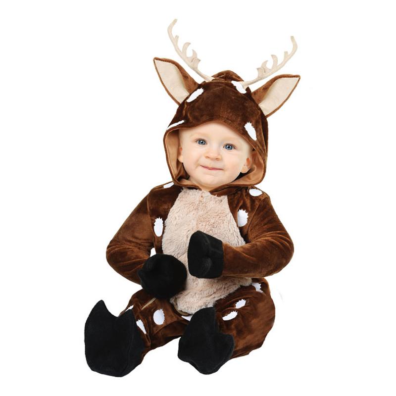 ciervos del beb infantil de disfraces de halloween costume para el bebchina mainland
