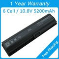 New 6 cell laptop battery for hp Pavilion dx6500 dx6600 dx6700 dv6600 dv6000T 441243-421 436281-651 436281-661  free shipping