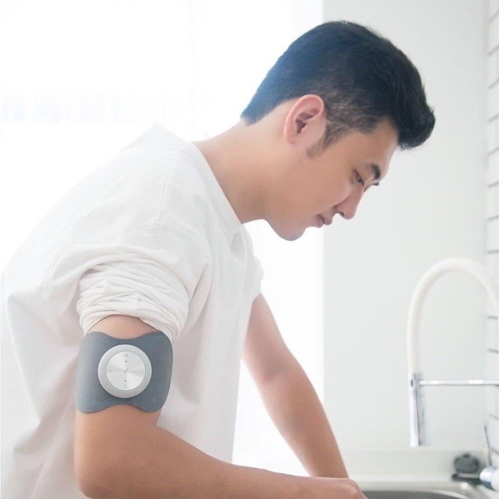 Xiaomi mi jia si masajeador de cuerpo caliente inteligente para relajar las mujeres masajeador de menstruación pegatinas mágicas para mi aplicación casera (inglés) APP - 5