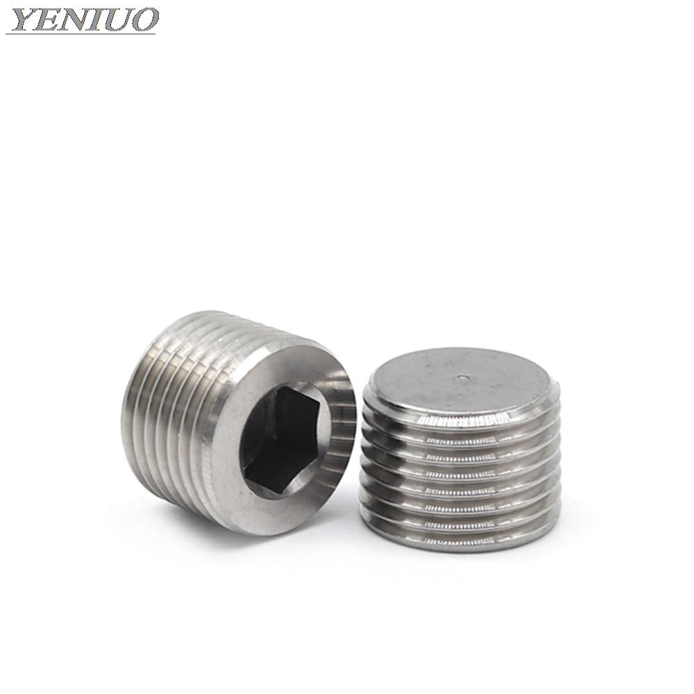 Stainless Steel 304 Inner Hex Head 1/4