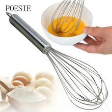 1PCS Egg Mixer Egg Beaters Milk Egg Cream Whisk Cook Tools Kitchen Blender Kitchen Accesories(China)