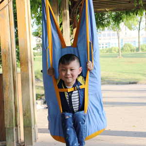 Image 2 - 새로운 arrivel 야외 어린이 해먹 정원 가구 스윙 의자 실내 교수형 좌석 어린이 스윙 좌석 파티오 휴대용