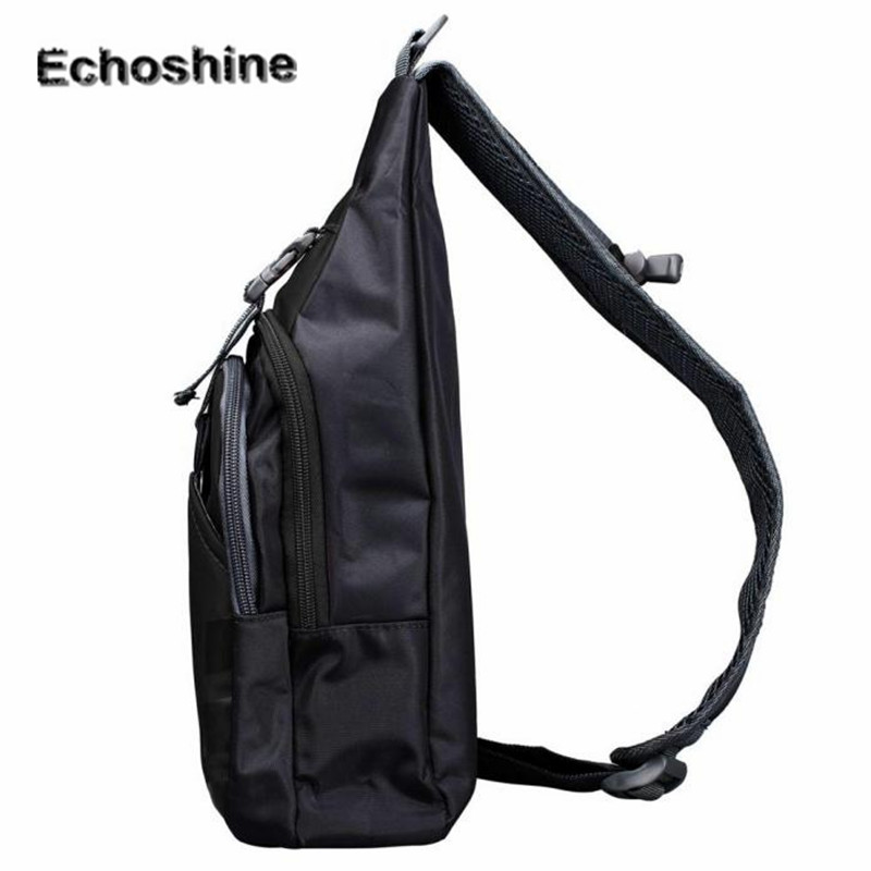 Waist Packs Energetic Mens Crossbody Bags Mens Usb Chest Bag Designer Messenger Bag Leather Shoulder Bags Diagonal Package 2019 New Back Pack Travel