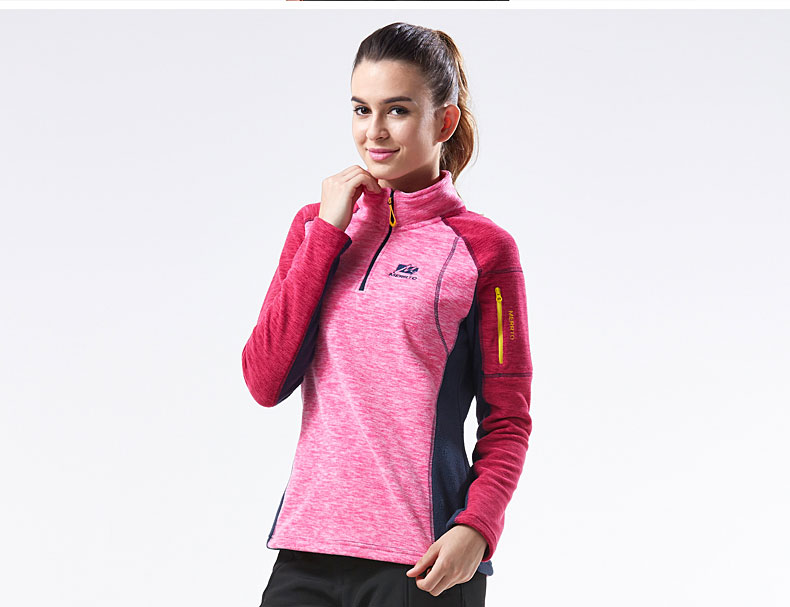 """Women's outdoor Fleece Clothes Anti-static Anti-pilling ultra-light Breathable Warm ultra-light hiking Clothes camping Clothes jacket"""""""