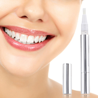 2017 New 16LED Teeth Whitening Cold Light Lamp 2x Gel Pen Tooth Whitener Shade Guide Oral