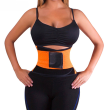 XTREME BELT THERMO SHAPER HOT POWER SLIM BELTS FEVER CORSET WAIST CINCHER FREE SHIPPING ORANGE PLUS SIZE XXL