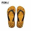 Mens Sandálias de Verão Casuais Chinelos de Abelha Animal 3D Impresso Flip Flops de Borracha para Adolescentes-resistente ao Desgaste Sapatos de Praia Masculino Flats