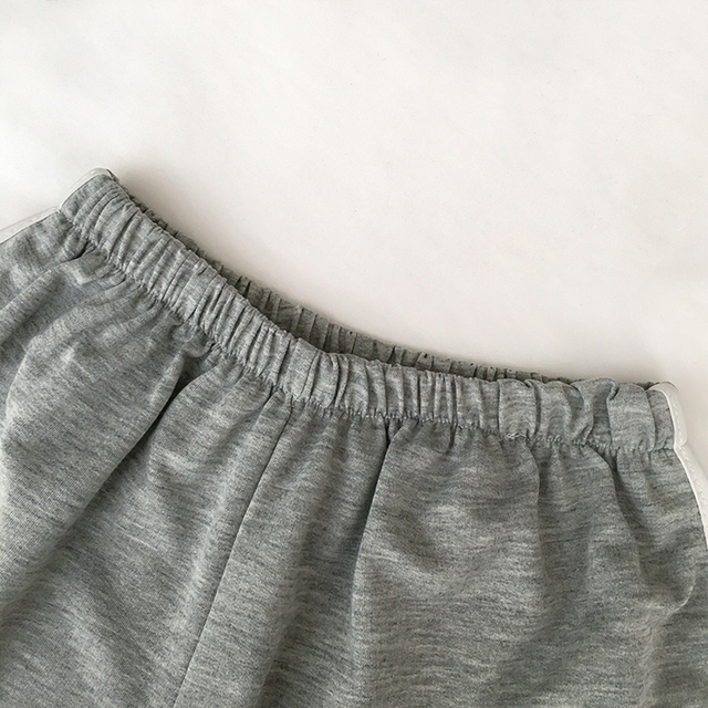 Simple Women Casual Shorts Patchwork Body Fitness Workout Summer Shorts Female Elastic Skinny Slim Beach Egde Short Hot 42