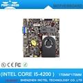 Mini ITX HTPC placa madre LR-i5H42T con i5 4200U Dual Core 1.4 G Max Turbo puede llegar a 1.9 G