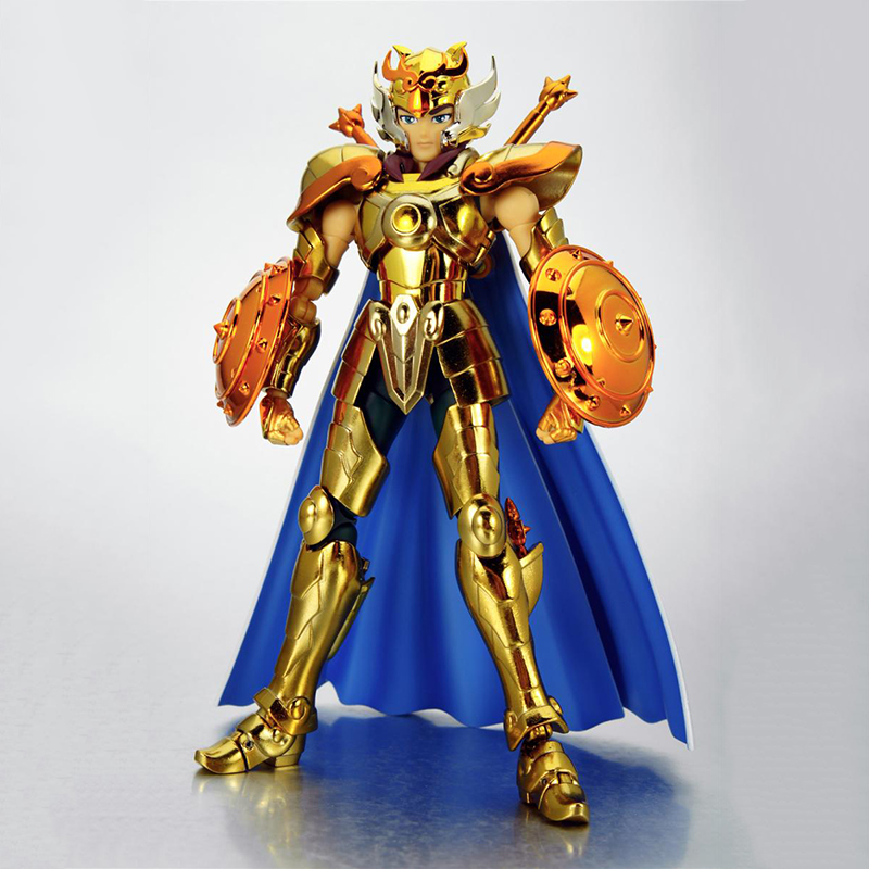 Anime Saint Seiya Gold Saint Libra Dohko Action Figures EX 2.0 Cloth Myth Metal Armor Collectible Model Toys With Joint Box cmt aurora model cs model saint seiya oce ex libra dohkor action figure cloth myth metal armor