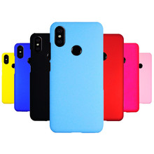 Phone Case sFor Fundas Xiaomi Redmi S2 case For Coque Candy Color Hard plastic PC cover phone cases