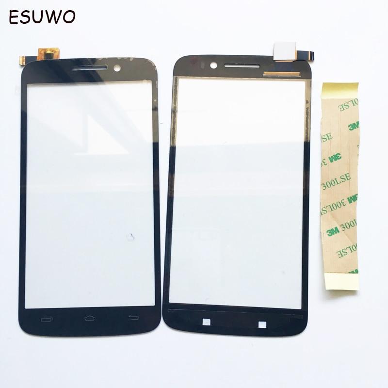 ESUWO Touch Screen Touchscreen For Prestigio MultiPhone PAP 7600 DUO PAP7600 Touch Screen Digitizer Glass Sensor