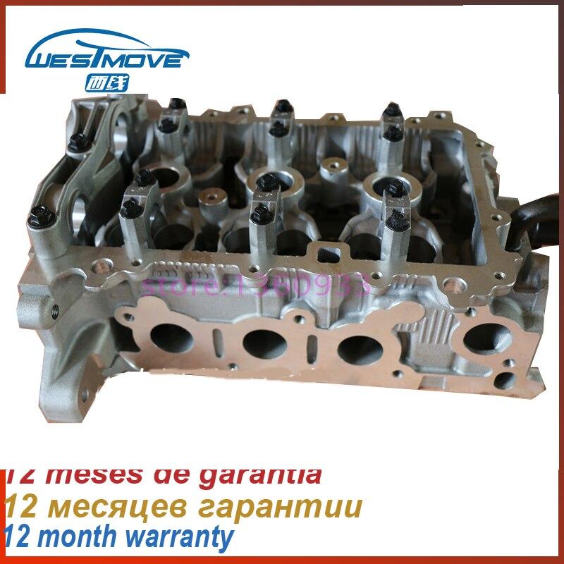 Головки цилиндров для Toyota Aygo Yaris Daihatsu Sirion 998CC 1.0L бензин DOHC 12 В 2004 Двигатель: 1KR 1KR FE 1KR F 1 KRFE 1KRF
