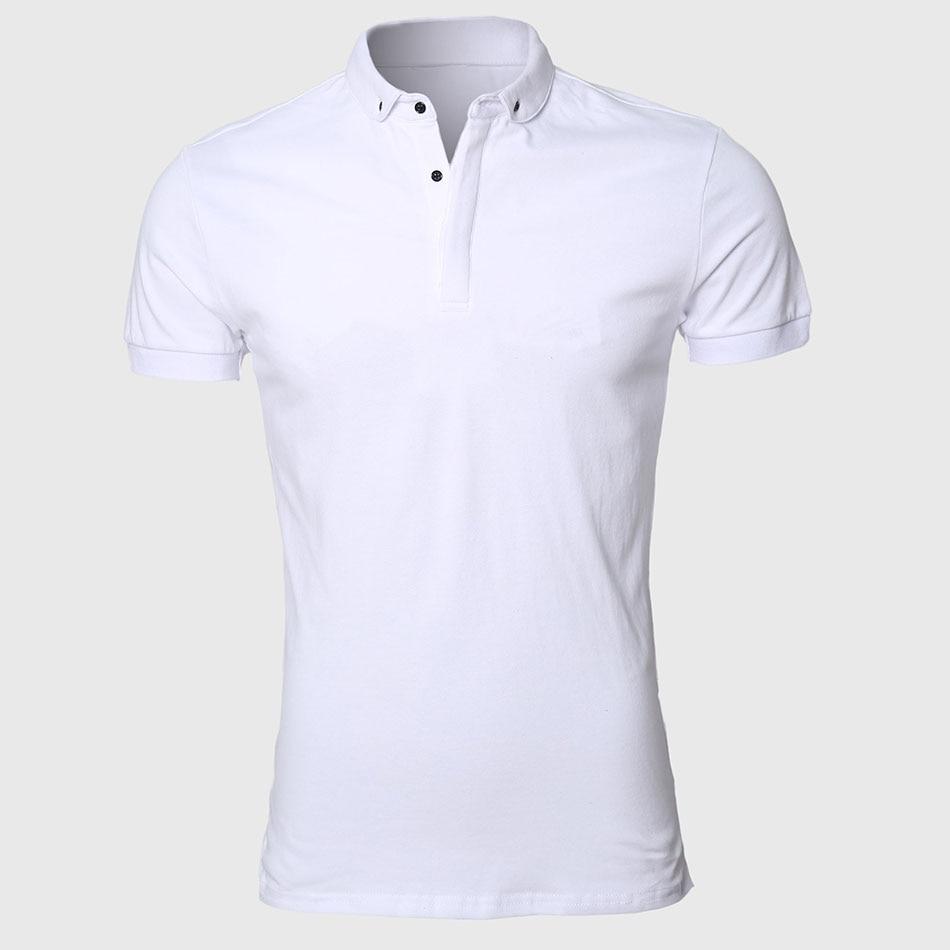 7fece7497a810 Camisa Polo Blanca Hombre amorenomk.es