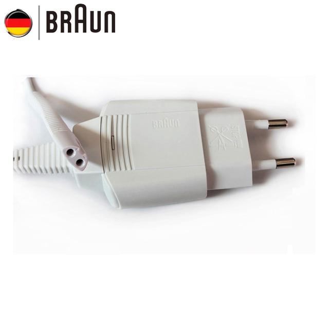 브라운 5497 화이트 면도기 충전기 유럽 충전 케이블 입력 100 240 v 출력 12 v ipx4 방수 브랜드 뉴