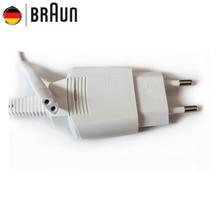 בראון 5497 לבן מכונות גילוח מטען אירופה כבל טעינת פלט 12 V קלט 100 240 V מותג חדש עמיד למים IPX4