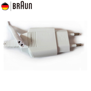 Image 1 - Braun 5497 Wit Scheerapparaten Charger Europa Oplaadkabel Ingang 100 240 V Output 12 V IPX4 Waterdicht Gloednieuwe