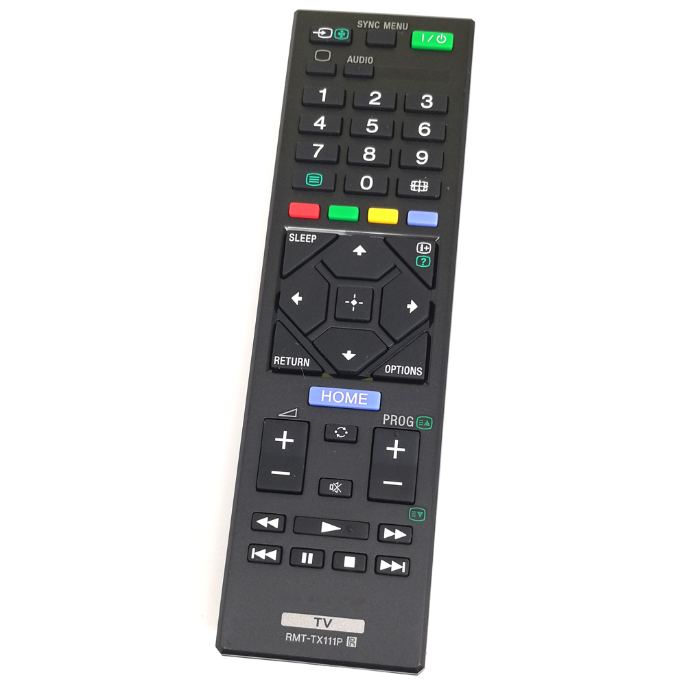 Used Original Remote Control RMT-TX111P For Sony TV For