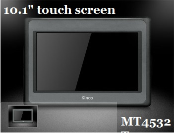 10.1 touch screen panel For Industrial HMI EView MT4532T Human Machine Interface pws6700t n hitech hmi touch screen human machine interface new in box