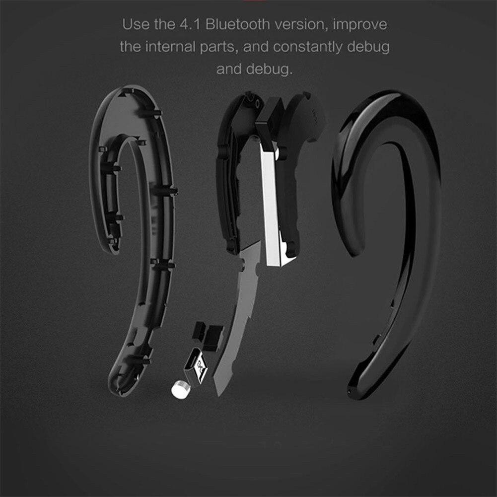 Aliexpress com : Buy K8 Universal Business Type Bluetooth Ear Hook  Earphones Headphones Wireless Bone Conductor Without Earplugs Bluetooth  Earphone