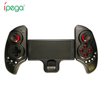New IPEGA PG 9023 Telescopic Wireless Bluetooth Gaming Controller Gamepad Game Joystick For Android IOS Phone