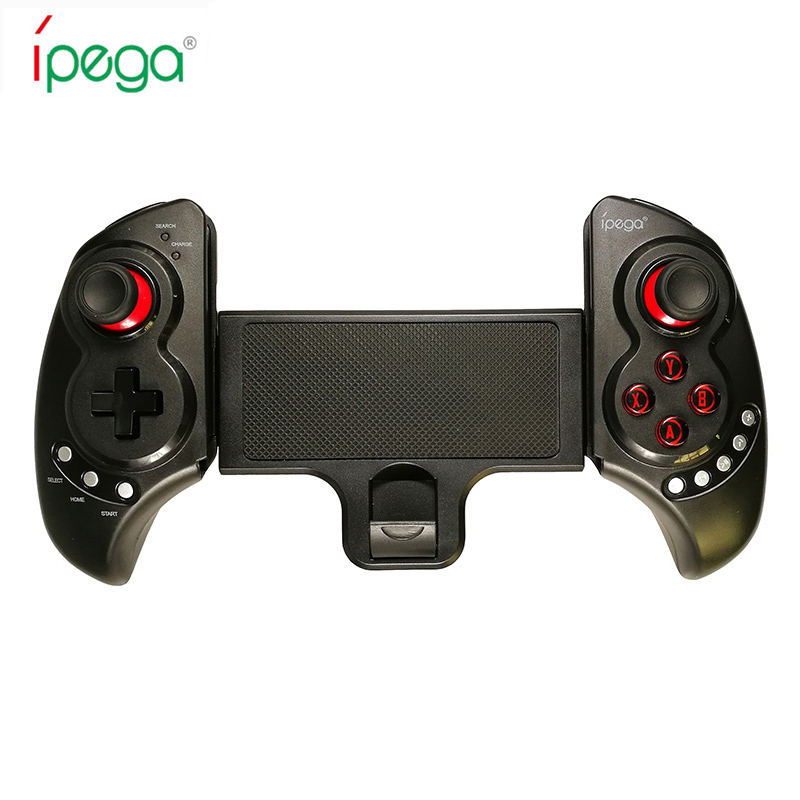 New ipega pg-9023 Telescopic Wireless Bluetooth  Gamepad Gaming Controller Game Pad Joystick for Android  Phones Windows PC Pad adjustable wireless bluetooth game controller gamepad joystick video game pad handle for iphone pod pad android phone pc tv