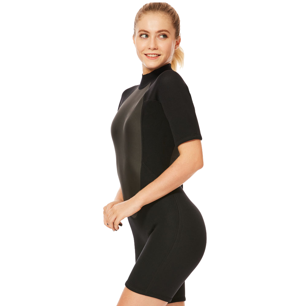 Realon One Piece 3Mm Diving Suit Womens Swimming Wetsuit -1862