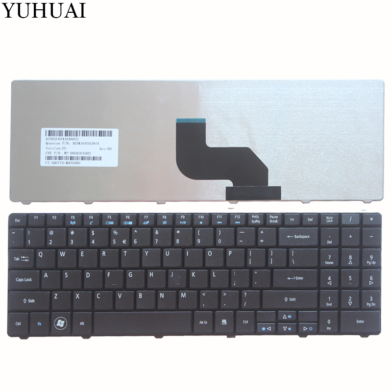 NEW for Acer Aspire 5241 5334 5516 5517 5532 5534 5541 US Laptop Keyboard
