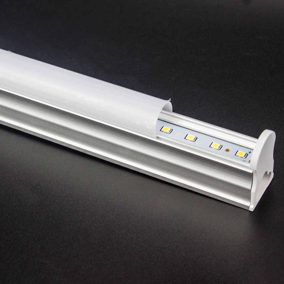 T5 LED lamp 220V-240V 6W 10W LED Tube light Bulb 29CM 57CM T5 light LED Fluorescent Tube Decoration Kitchen Cabinet lighting