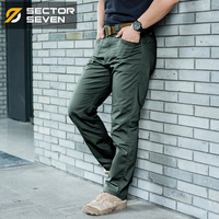 IX4 Waterproof Army Military Camouflage Cargo Pants For Men Silm Casual Pants Mens Trousers Combat SWAT