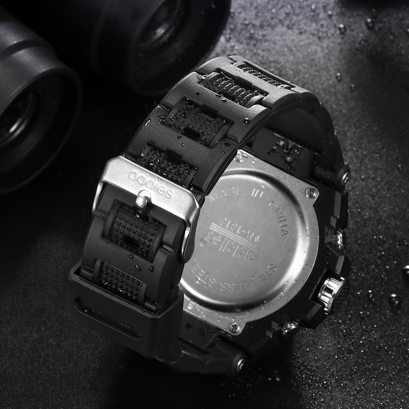 Image 4 - Luxury Swimming Watch Digital Men Sport Watches 30M LED Sport Watch Men Waterproof Mens Sport Watches Mans  Fashion WristwatchDigital Watches   -