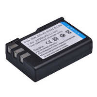 PowerTrust 2400mAh EN-EL9 EN EL9 EN-EL9a EN EL9a EL9a camera Battery AKKU For Nikon EN-EL9a D40 D60 D40X D5000 D3000 Camera
