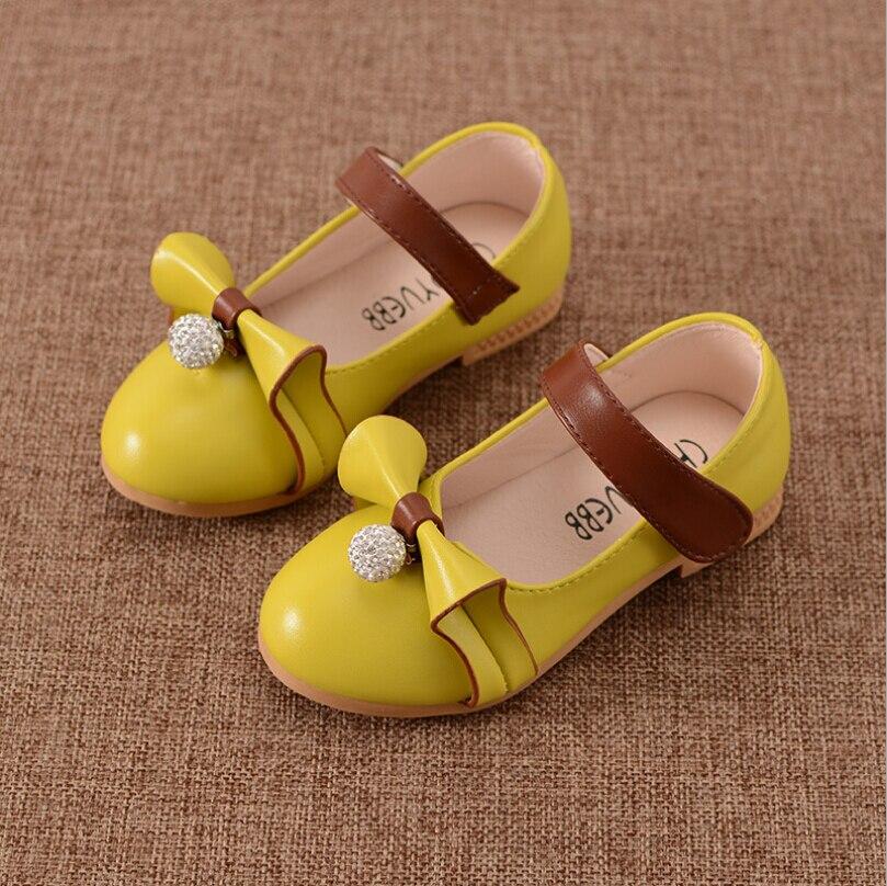 Zapatos de Lona para ni/ños Zapatillas para ni/ñas Zapatillas de Princesa con Nudos de Arco Zapatos de ni/ñas Preciosas