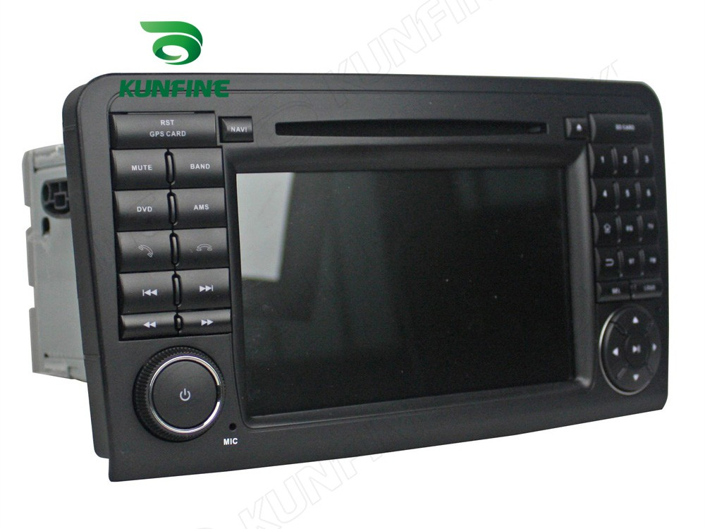Car dvd GPS Navigation player for BENZ ML Class w164 B