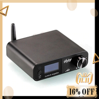 Sabaj A3 80Wx2 Digital Bluetooth Amplifier Portable Audio Hi fi Hifi Amp Class D USB/Optical/Bluetooth/Aux analog Input BT4.2