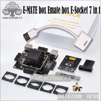 Новый все в одном EMATE box Emate Pro box E-Socket поддерживает BGA153/169, BGA-162/186, BGA-529, BGA-221 чип для нового RIFF-бокс