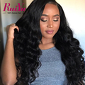 Glueless Lace Front Human Hair Wigs Brazilian Full Lace Human Hair Wigs For Black Women Body Wave Hair Wig Full Lace Front Wigs
