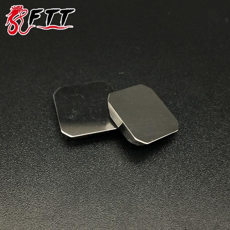 10PCS SEEN1203 AFN1 NX2525 Cermet Grade keményfém betétek marószerszámok Pengék tippek unalmas CNC szerszámok esztergavágó szerszámok