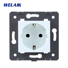 A8EW/B Without-Glass-Panel Socket-parts DIY-Parts-Wall