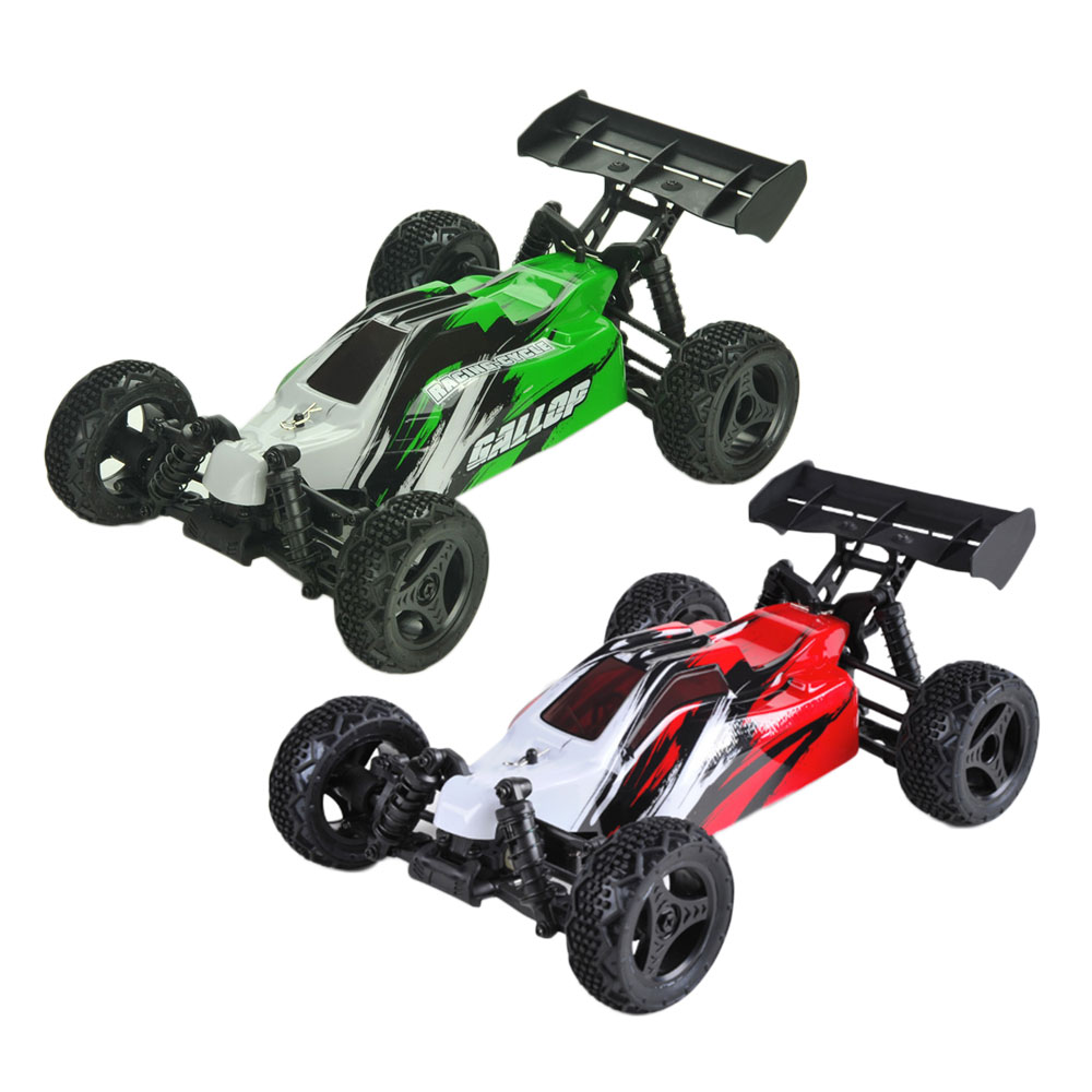 Hot RC Toy Car Red Fashion Funny Shock-Resistance High Speed 29km/h Racer Racing Kids Children Gifts With Colored Box Packing kids pedal go kart ride on rubber wheels sports racing toy trike car ricco