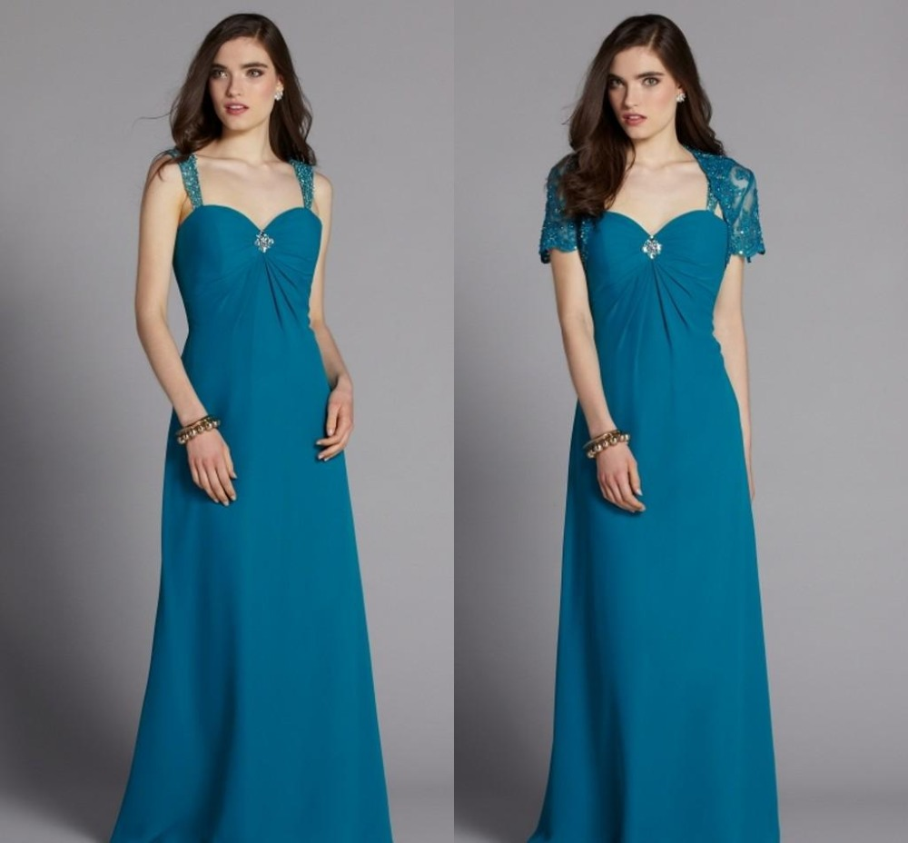 Lace Teal Blue Plus Size Mother Of The Groom Bride Dresses Custom ...