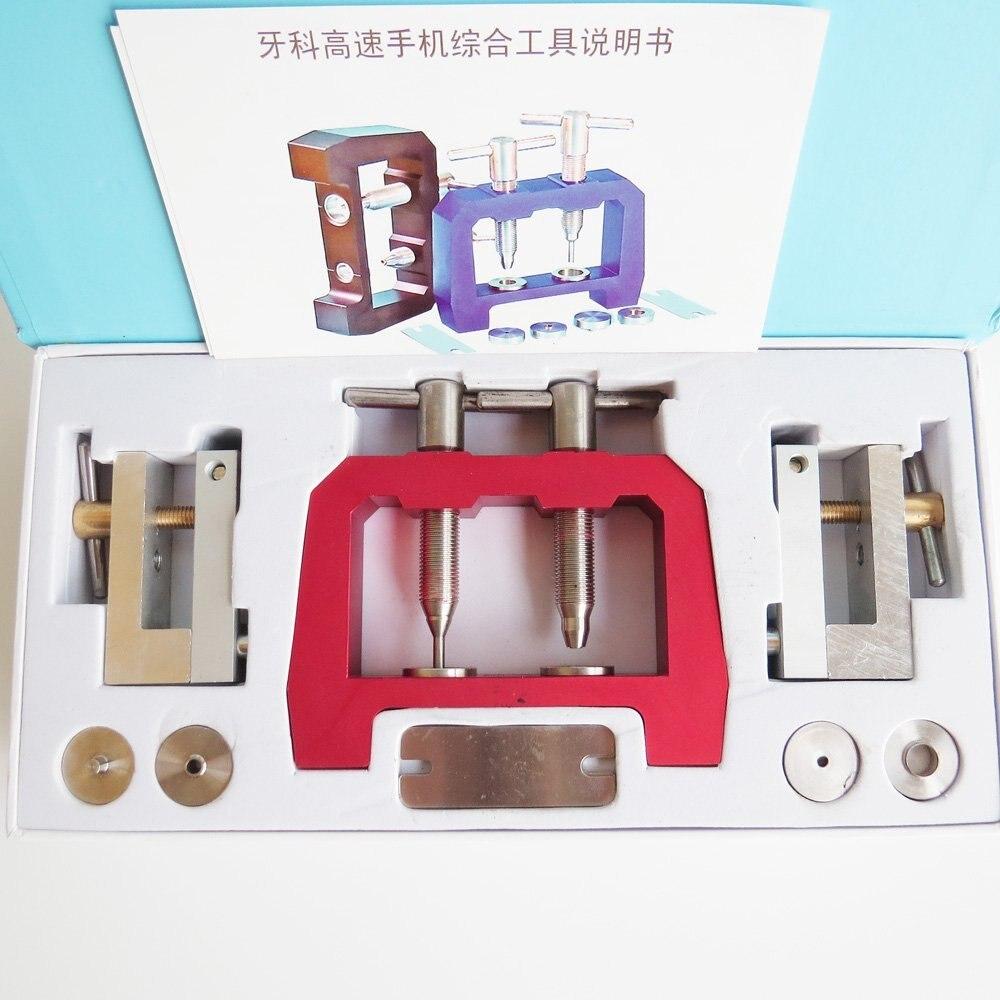 Red Dental Repair Tools For Dental Handpiece Bearing Removal Chuck musical instrument repair tools for saxophone flute clarinet repair