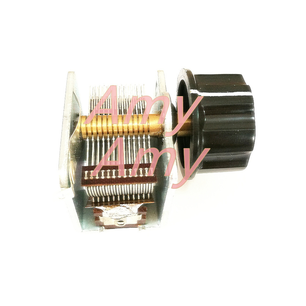 US $11 86 10% OFF|Fudan brand single joint air dielectric variable  capacitor 12 365pf And hats-in Fuses from Home Improvement on  Aliexpress com |