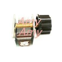 Fudan merk enkele joint air diëlektrische variabele condensator 12 365pf En hoeden