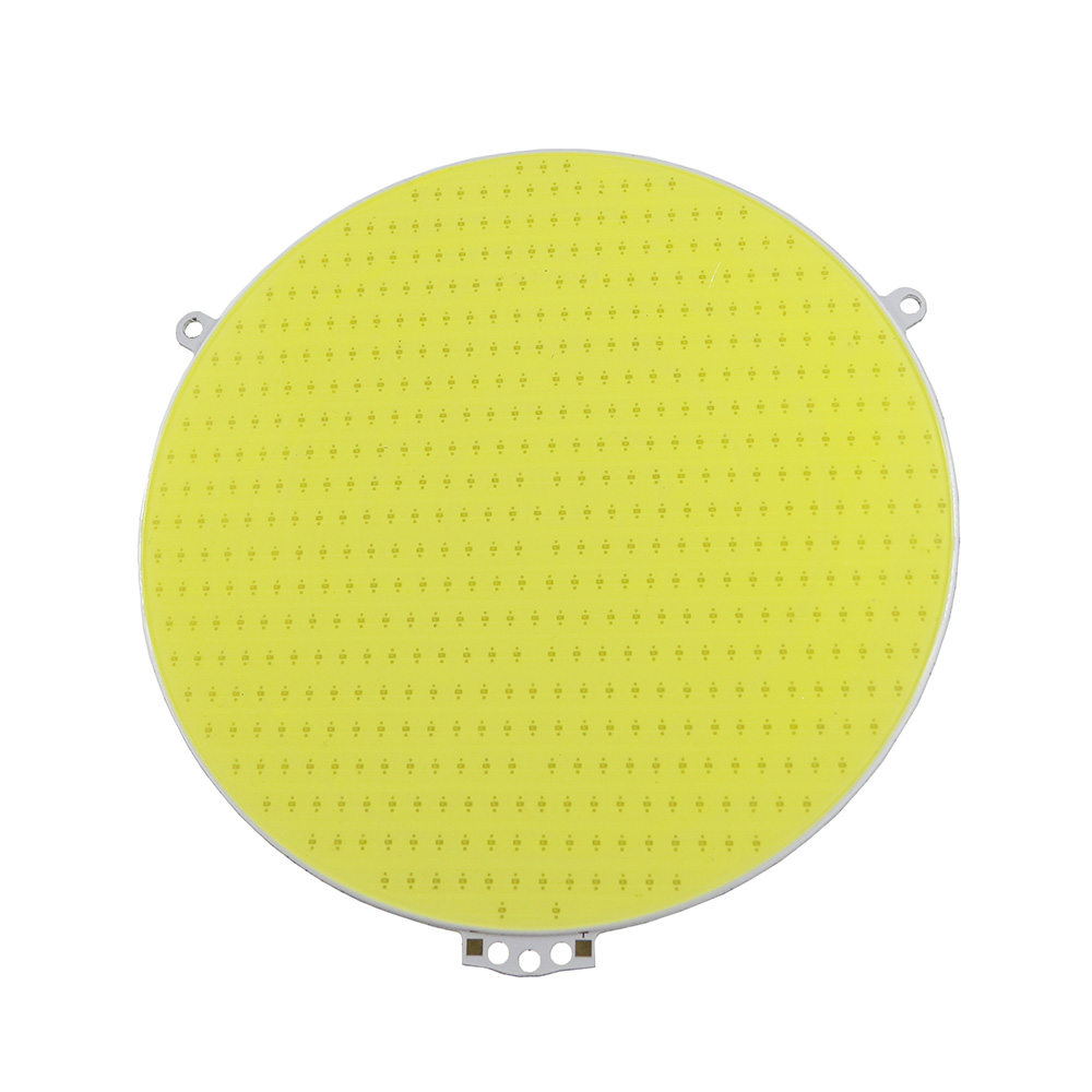 200W 160mm Circular LED Chips COB Board Light 12V Super Bright Cold White Rounded COB Lamp DC12-14V for DIY Spotlight lighting цены онлайн