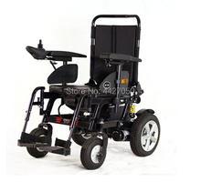 Elderly disabled wheel chair folding portable plating toilet wheelchair