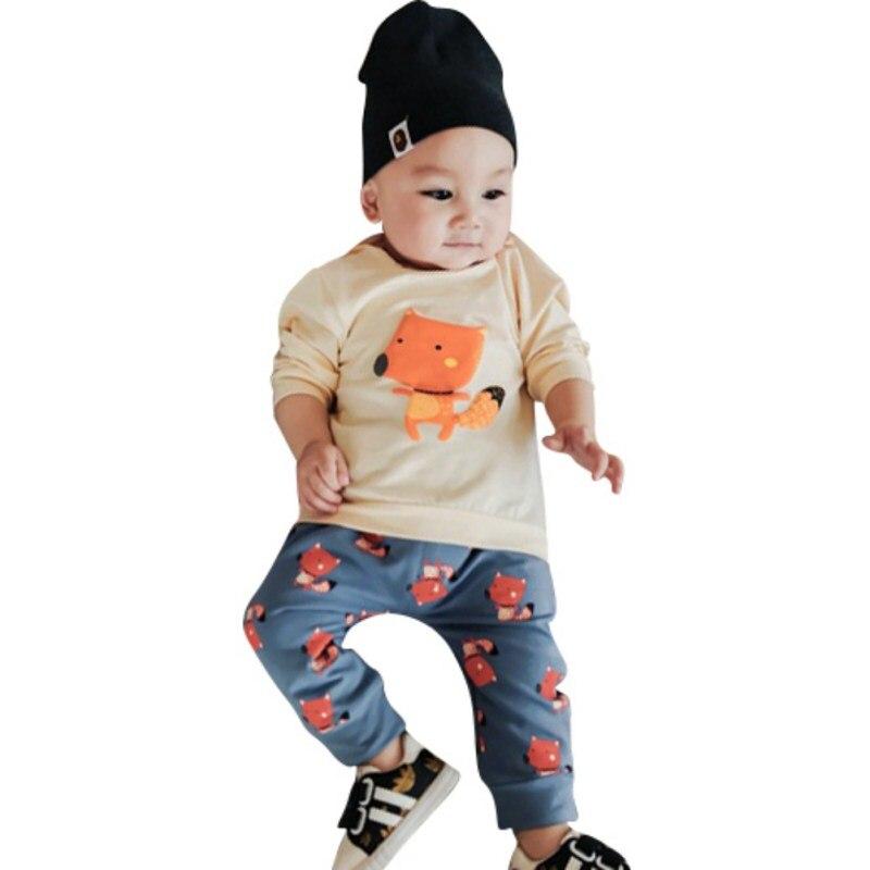 Осень и зима Обувь для мальчиков Обувь для девочек детская одежда Костюмы 2017 Для мальчиков ясельного возраста комплекты одежды для девочек ...