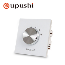 Oupushi  Speaker Volume Controller 86 Home Background Music Tuning Switch Tone Controller