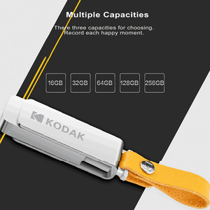 Image 4 - KODAK K133 Mini Metal USB Flash Drive 256GB 128GB 64GB 32GB 16GB pen drive USB 3.0 High speed Memory stick Unidad flash Pendrive