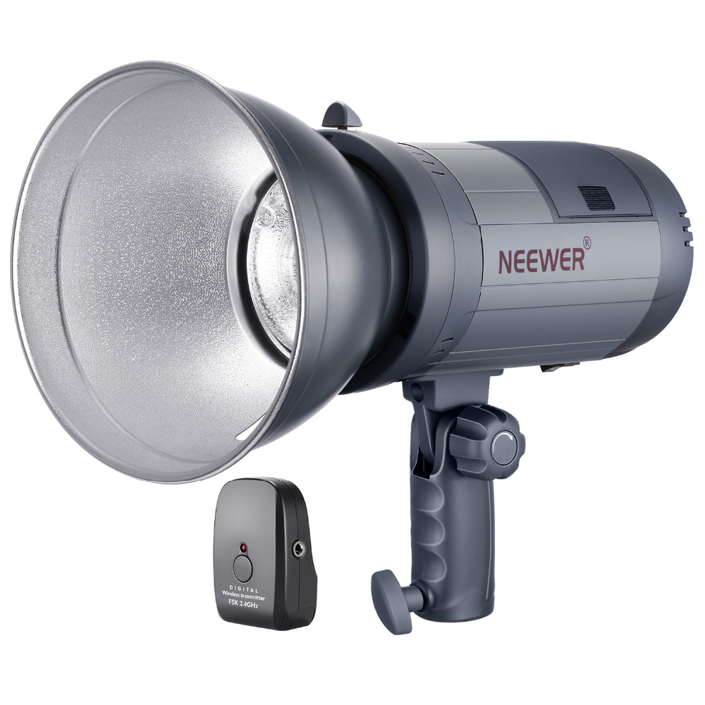 Neewer Battery Powered (700 Full Power Flashes) Outdoor Studio Flash Strobe Li-ion Battery with 2.4G System(Trigger Included)Neewer Battery Powered (700 Full Power Flashes) Outdoor Studio Flash Strobe Li-ion Battery with 2.4G System(Trigger Included)